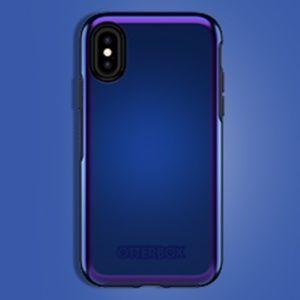 Otterbox iPhone X Case Symmetry - Cosmic